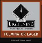 Lightning Fulminator Lager