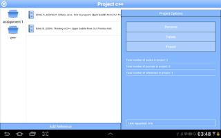 Screenshot of Cite This HD free