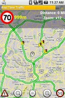 Screenshot of Glob - Traffic & Radar <1.6