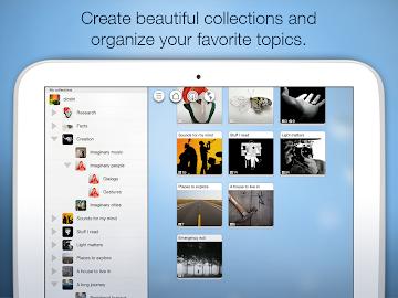 Pearltrees-organizeanything Screenshot 3