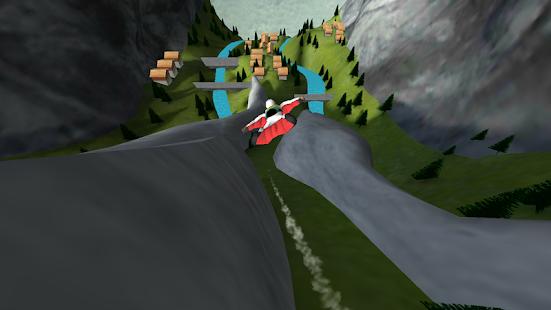 Wingsuit Lite Screenshot 36