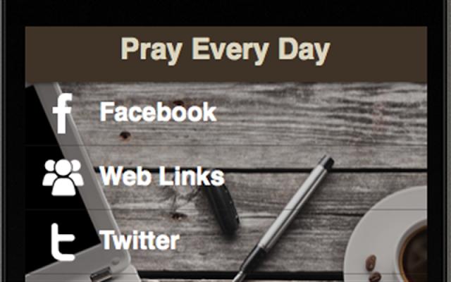 Pray Every Day - screenshot