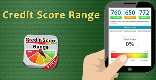 【免費財經App】Credit Score Range-APP點子