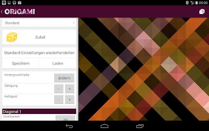 Origami Live Wallpaper Screenshot 19