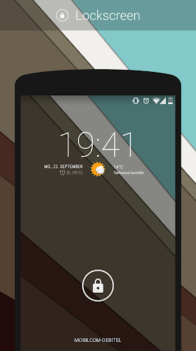 CM12 PA Theme - Android L Free