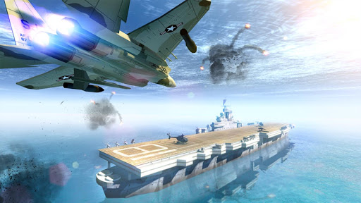 Aircraft Carrier Strike