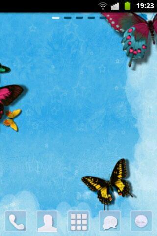 GO Launcher EX Butterfly Buy