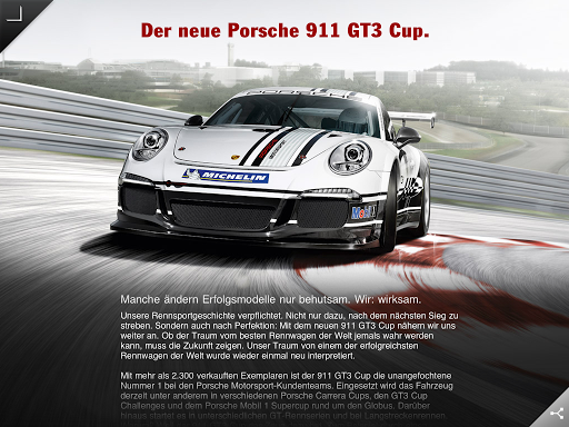 Porsche GTS Routes on the App Store - iTunes - Everything you need to be entertained. - Apple