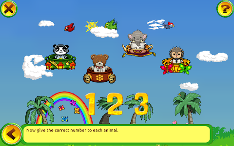 Learning Numbers for Kids 2-6 v1.1