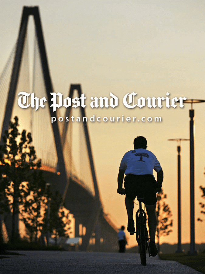 Post & Courier Charleston - screenshot