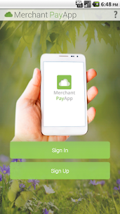 Merchant App - screenshot thumbnail