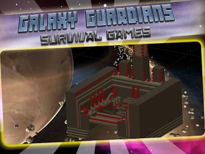 Galaxy Guardian Survival Games