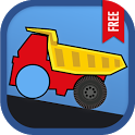 Car Puzzle Game for Baby Boys icon