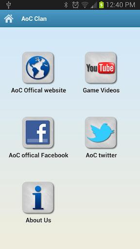 AoC clan