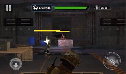 玩動作App|陆军突击队射手3D免費|APP試玩