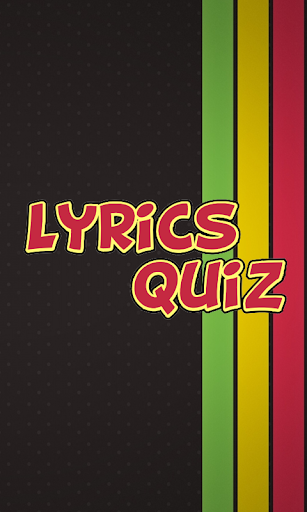 Lyrics Quiz: Stromae
