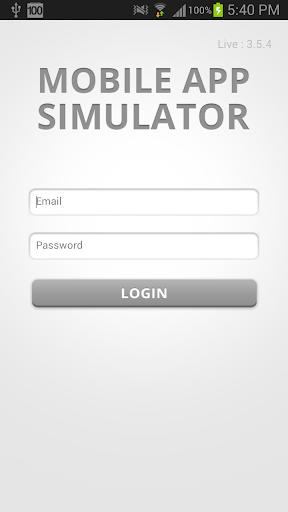 My App Editor Simulator