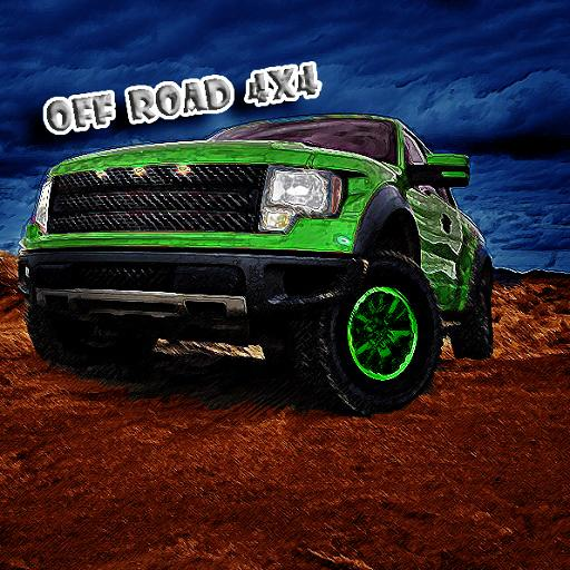 Off Road 4x4 extreme racing