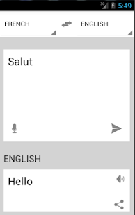 Free  Translator- screenshot thumbnail
