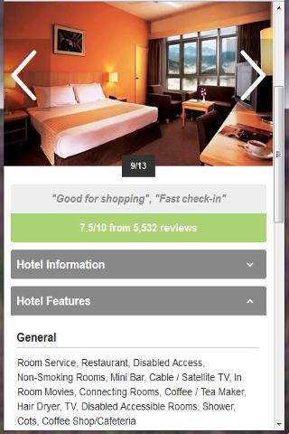無料旅游Appのマレーシアのホテル|記事Game
