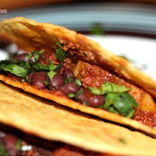 Potato and Chorizo Tacos Recipe