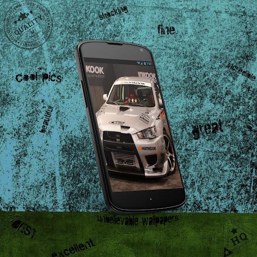 Car Wallpaper Mitsubishi
