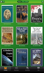 Booktopia Reader- screenshot thumbnail