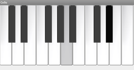 cello (piano) 1.4.0 screenshot 2089937