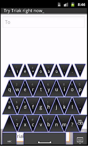 Triak Lite Keyboard