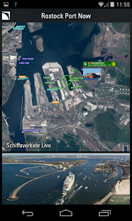 Rostock Port Now – Miniaturansicht des Screenshots