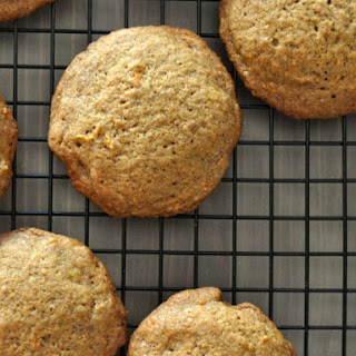 Spiced Sweet Potato Cookies