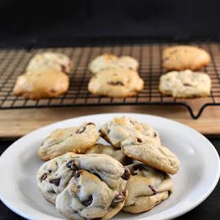Applesauce Chocolate Chip Cookies.