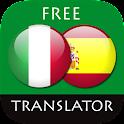 Italian - Spanish Translator icon