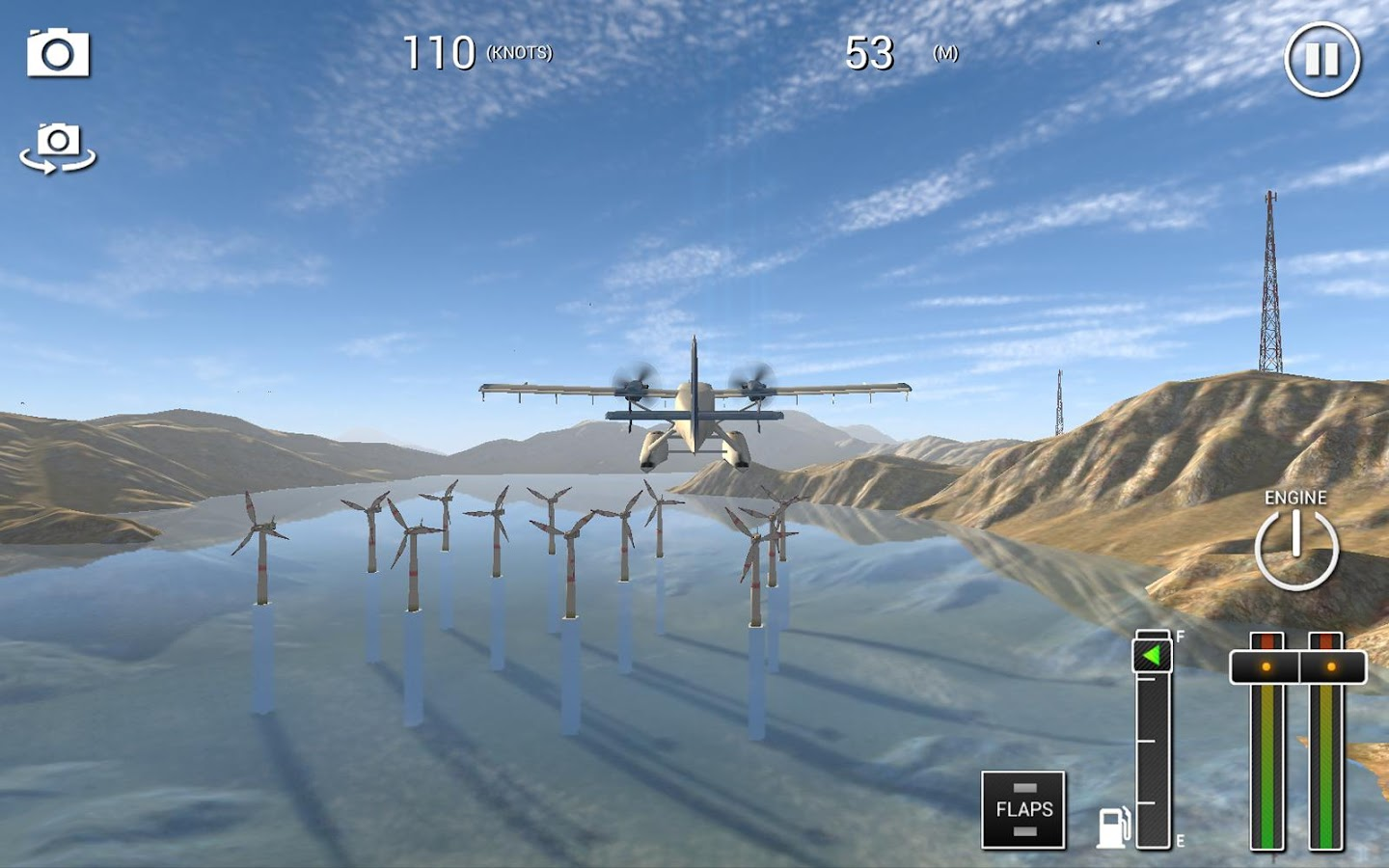 Sea Plane 3D Flight Sim- screenshot
