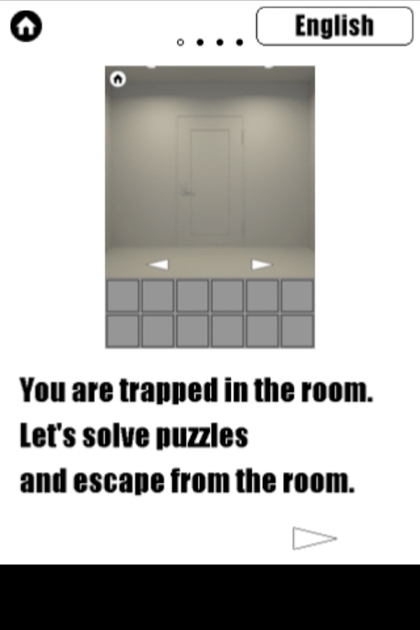 WHITE ROOM -room escape game-- screenshot