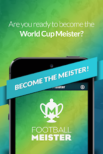 Football Meister | Brasil 2014- screenshot thumbnail