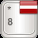 Latvian for AnySoftKeyboard icon