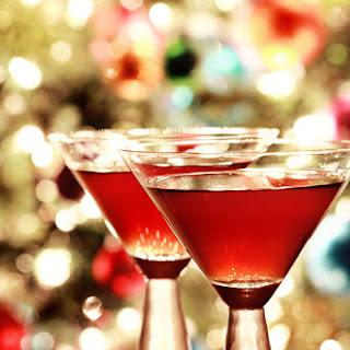 Joie de Vivre Martini.