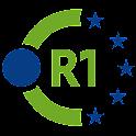"""R1 Calc"" – DistanceCalculator logo"