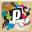 Pixeroid logo