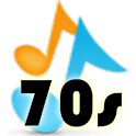 70's Fun Music Game logo