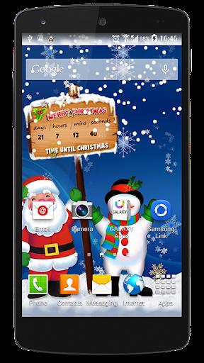 3D Countdown Christmas Live WP