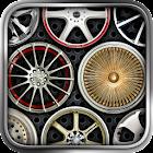 车轮上 icon
