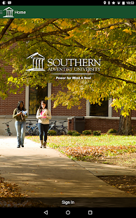 Southern Adventist University- screenshot thumbnail