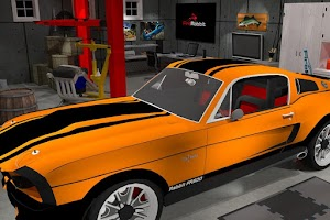Screenshot of Fix My Car: Classic Muscle LT