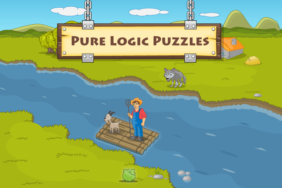 River Crossing : Logic Puzzles- screenshot