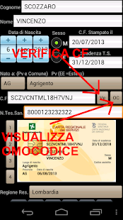 Codice Fiscale - screenshot thumbnail
