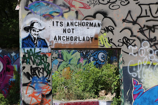 Its Anchorman Not Anchorlady