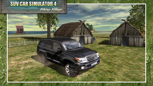 Suv Car Simulator 4 - Vikings