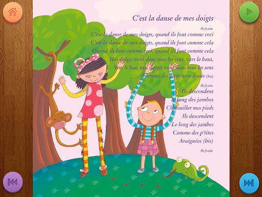 【免費音樂App】Tourne, tourne petit moulin-APP點子